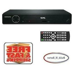 SDVD6670 Progressive Scan Compact HDMI DVD Player, 1080p Upc