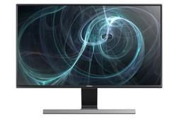 Samsung Simple LED 27-Inch Monitor, White with Blue TOC Fini