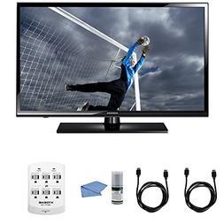 Samsung UN40H5003-40-Inch Full 1080p HD 60Hz LED TV + Hookup
