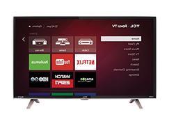 TCL 32S3850 32-Inch 720p Roku Smart LED TV