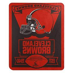 The Northwest Company NFL Cleveland Browns Marque Printed Fl
