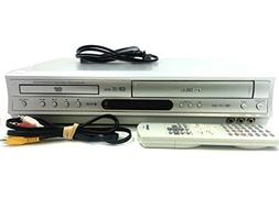 Toshiba SD-K220U VCR VHS DVD Player Combo Dual Deck Hi-Fi Pl
