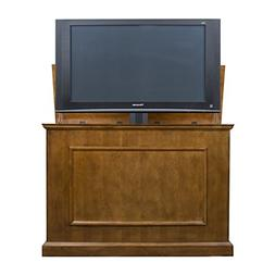 Touchstone Home Elevate Television Lift Cabinet – Warm Hon