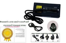 UpBright New 4-Pin 24V AC / DC Adapter For Mintek DTV-233 LC