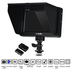 """VILTROX DC-70 II 4K HDMI Field Monitor 7"""" TFT LCD HD Video M"""