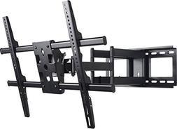 VideoSecu Articulating Tilt Swivel LCD LED TV Wall Mount for