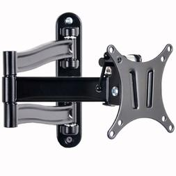 VideoSecu TV Wall Mount Articulating Arm Tilt Swivel Bracket