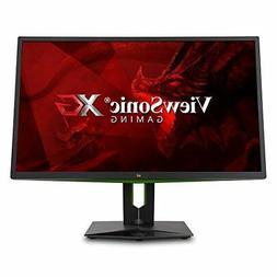 """ViewSonic Monitor XG2760 27"""" Fast Action 165Hz G-Sync QHD Ga"""