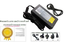 UpBright® New 4-Pin AC / DC Adapter For Panasonic TX-27LWD5