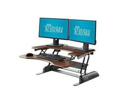 Height-Adjustable Standing Desk - VARIDESK Pro Plus 36 – D