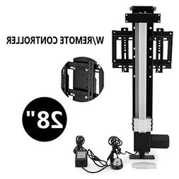 VEVOR Adjustable TV Bracket 110V TV Lift Mechanism for 26-32