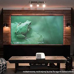 Elite Screens Aeon CLR Series, 100-inch 16:9, Edge Free Ambi