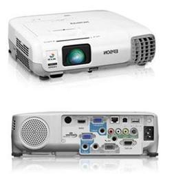 Epson America - V11H582020 - WXGA 3LCD 3000 Lumens