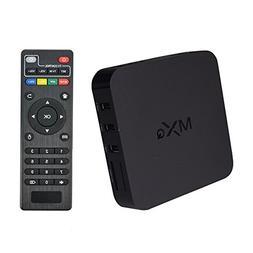MX Android 4.4.2 Amlogic Quad Core HDMI 1080P Wifi Smart TV