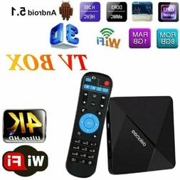 Android Smart TV Box 5.1 4K HD Quad-core WIFI 1+8G Fully Loa
