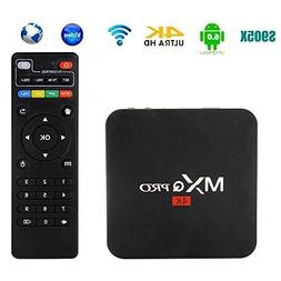 Android TV Box,MXQ PRO Amlogic S905X Quad-core 64-bit 1G 8G