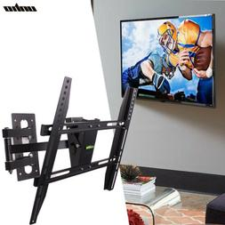Angled Removable TV Wall Mount Full Motion TV Bracket For 22