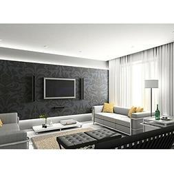 Apple Tv Mount Roku On Wall 24 Inch 19 RV Sanus 5 50in Metal
