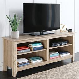 "W. Designs Archer 58"" Natural TV Stand"