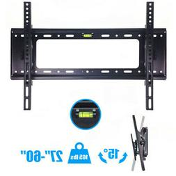 TV LED LCD Wall Mount Bracket Sony Samsung 15° Tilt Swivel