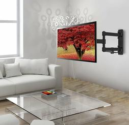 "Articulating Tilt Swivel HD TV Wall Mount 19 22 28 32"" LED L"