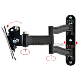 Articulating TV Monitor Wall Mount for LG Vizio Dell 22 24 2