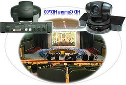 auto tracking recording conference PTZ full HD Camera High D