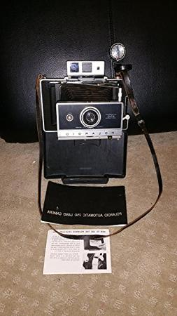 Polaroid automatic 250 land camera