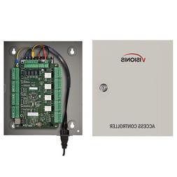 Visionis VS-AXESS-4ETL Four Door Network Access Control Pane
