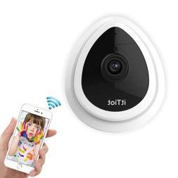 Baby Monitor Wireless WiFi IP Security Camera 720P HD Smart