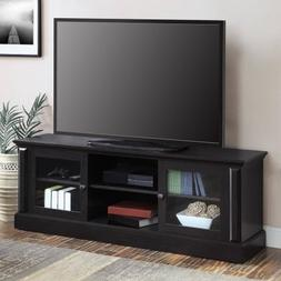 "Barston Media Console for TVs up to 70"" l Adjustable Shelves"
