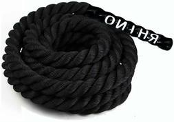 battle ropes 30 40 50 feet