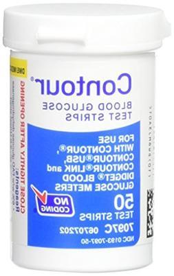Bayer Contour Diabetic Test Strips