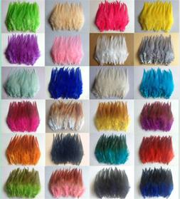 Beautiful 50pcs/100pcs rooster tail feathers 10-15cm / 4-6in