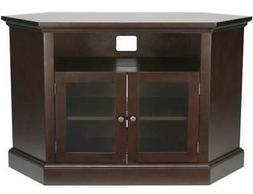 "Sanus BFAV48-CH1 Basic Foundations 48"" Wood Corner TV Stand"