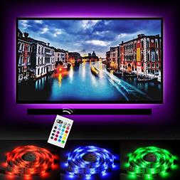 "Emotionlite LED Strip Lights for 60""-70"" TV, USB Powered TV"