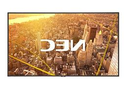 "NEC 50"" Black LCD Large Format Display Full HD 400 cd/m2 24/"