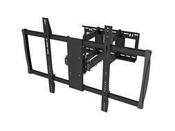 Black Full-Motion Tilt/Swivel Wall Mount Bracket for Sony XB
