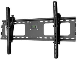 black tilting wall mount bracket