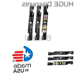 MaxPower 561545 3-Blade Set for 50 Inch Cut MTD/Cub Cadet/Tr