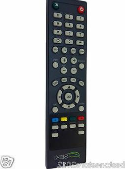 BRAND NEW ORIGINAL SEIKI LCD / LED TV REMOTE CONTROL FOR 19""