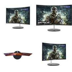 Sceptre C248W1920RN 24 inch LED Monitor with Built-In Speake