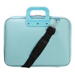 SumacLife Cady Sky Blue Messenger Bag Carrying Case for AOC