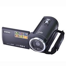 Camcorders, ORDRO Portable HD Camcorder 720P Digital Video C