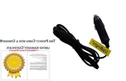 "UpBright® New Car DC Adapter For Naxa NTD-1955 19"" Widescre"
