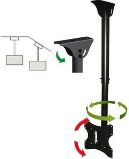 CEILING TV MOUNT BRACKET LCD LED PLASMA 27 30 32 36 37 40 55
