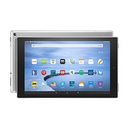 "Certified Refurbished Fire HD 10 Tablet, 10.1"" HD Display, W"