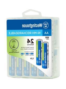 Westinghouse AA Solar Batteries