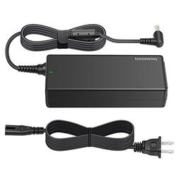 """Powseed 12V Charger for Insignia LED HDTV 19"""" 20"""" 24"""" 28"""" 32"""