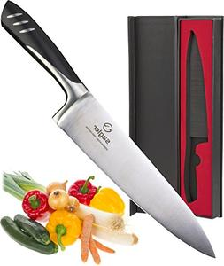 chef knife 8 Inch - kitchen knife German steel with Gift box